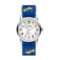 [컬러리] 트럼펫 키즈 아동 어린이 손목시계