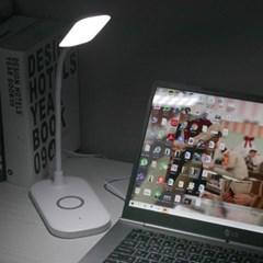 무선충전 LED 스탠드 CL01