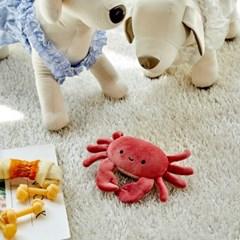 [모던하우스] 펫본 몸보신 장난감 꽃게
