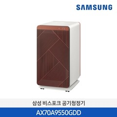BESPOKE 큐브™ Air 펫케어 (70㎡) 테라코타 AX70A9550GDD