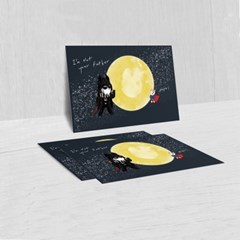[post card] 삼촌