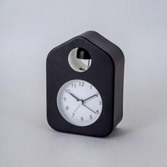 미니종 하우스 알람시계 자명종 아날로그 탁상시계