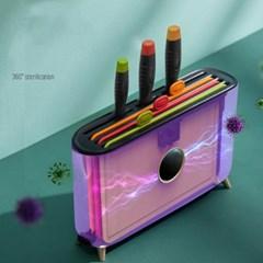 uv led 분리형 칼 도마 조리 식기 자외선 살균기