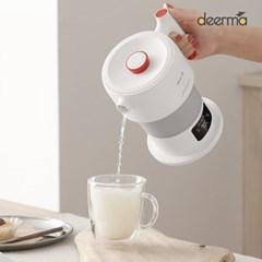 와이즈핏 디어마 휴대용 접이식 전기포트 커피분유
