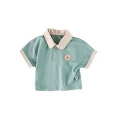 펀앤숲마커카라티셔츠