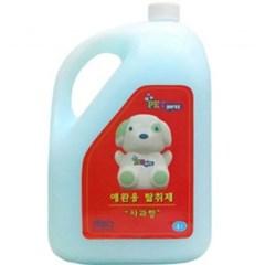 강아지 탈취제 4L 반려동물 고양이 탈취제 사과향