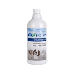반려동물 HQ 22 낫또균 탈취제 PET 1000ml 리필용