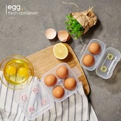 씨밀렉스 계란 신선 트레이 1호 세트(2구+4구)