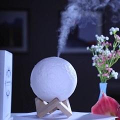 3D 달무드등 가습기 원터치밝기조절 3가지컬러