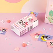 [Sanrio] 마이멜로디&쿠로미 미니박스 스티커