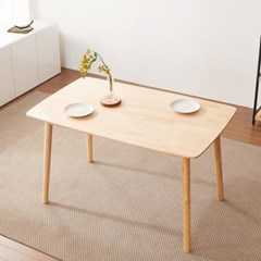 돌체 원목 식탁 1300 카페 테이블_R106