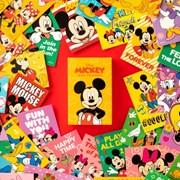 [디즈니] 스티커 박스 세트_미키와 친구들