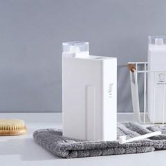 심플 세탁세제 리필용기 1L