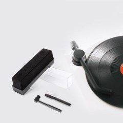 LP클리너 턴테이블 관리키트 풀세트 레코드판 청소