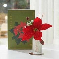 월간생일화지음 Ver.02-12월의꽃 포인세티아 알러지프리 디퓨저
