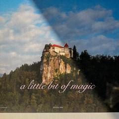 a little bit of magic 포스터