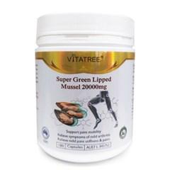 비타트리 초록입 홍합 슈퍼 20000mg 180캡슐