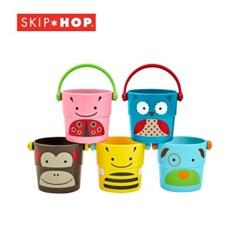 [스킵합] 물놀이 장난감 동물 컵 쌓기놀이 235355