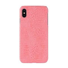 하푼 아이폰8+ 7플러스 크로커다일 레더 케이스