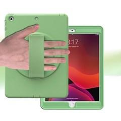 오젬 갤럭시탭A7 10.4 파스텔 핸드스트랩 하드커버 케이스