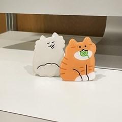 [버숨] 캣톡 ver.2 고양이스마트톡 (추가2종)