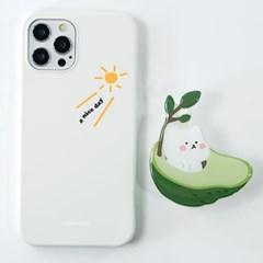 칩톡 하드 케이스 디자인 제작 갤럭시 S21 노트 아이폰12 아보카누니