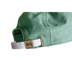 [Hardinglane]Adult`s Hats Golden Retriver on Moss Green