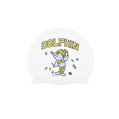 [리굿스]댄스돌핀 스윔캡 화이트