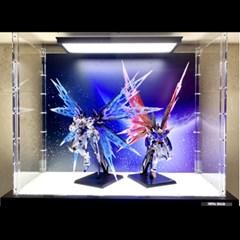 메탈빌드 데스티니, 스프덤 빛의날개 건담 LED 조명 장식장(확장형)