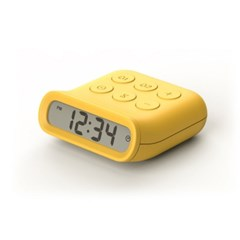 유즈비 스네일 타이머 알람시계 UTC-101 날짜시계알람