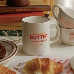 Madame recipe 메이드파니 버터 머그 컵