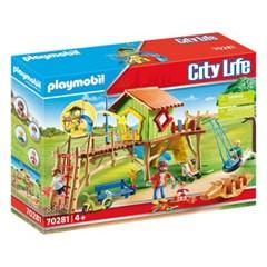 플레이모빌 모험 놀이터(70281)