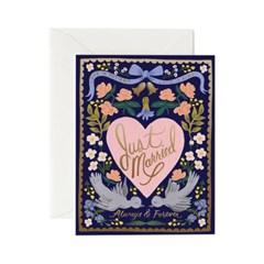 Love Birds Card 웨딩 카드_(458204)