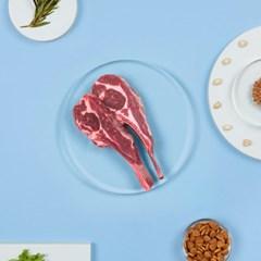 브이랩 커스터밀 반습식 고급사료 맞춤영양사료 양고기 300g [1+1]