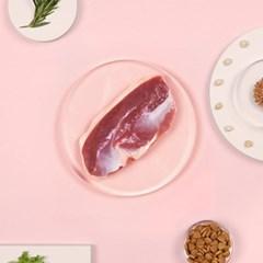브이랩 커스터밀 반습식 고급사료 맞춤영양사료 오리고기 300g [1+1]
