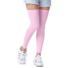 세이퍼 쿨링 발토시(핑크)(XL)/자외선차단 쿨레깅스