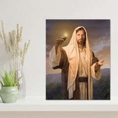 DIY 보석십자수 - 예수님 BF11 (40x50)_(1605373)