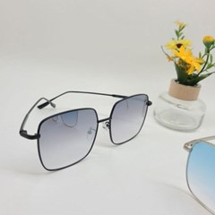 사각 미러 심플 기본 가벼운 도수없는 패션 선글라스