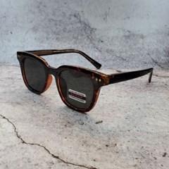 사각 뿔테 가벼운 도수없는 데일리 패션 선글라스