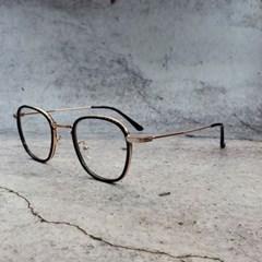 실테 기본 심플 도수없는 가벼운 데일리 패션 안경