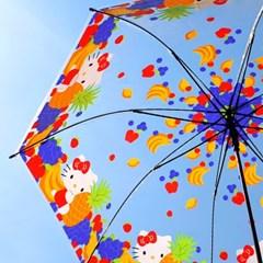 [위글위글] 헬로키티 투명우산