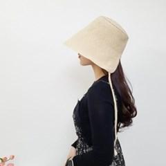 뜨개 턱끈 깊은 데일리 패션 보넷 버킷햇 벙거지 모자
