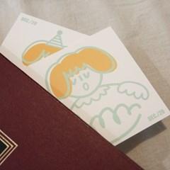 일러스트 카드8종