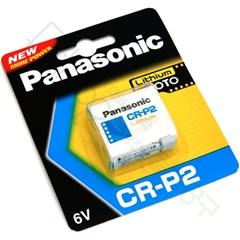 파나소닉 CR-P2 리튬 건전지 6V -1알 / Panasonic CR-P2