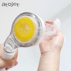비타아토젯 샤워기 정품헤드필터2+1/고농축 비타민C함유