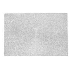[Ziczac]직작 카펠리니 사각 테이블매트_실버_(1581945)