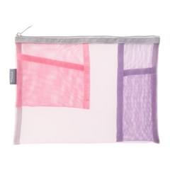 PEN & TOOLS Pouch MESH - 핑크