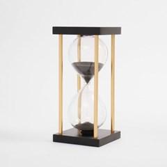 골드라인 우드 모래시계 15분 사우나타이머