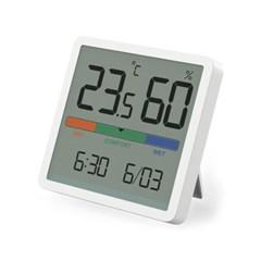 유즈비 컴포트캘린더 온습도시계 날짜 시간 쾌적함 가정 사무실