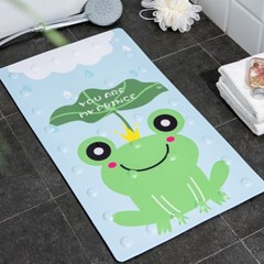 강력흡착 미끄럼방지 욕실매트 샤워 욕조발판